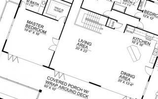 Digital house blueplan