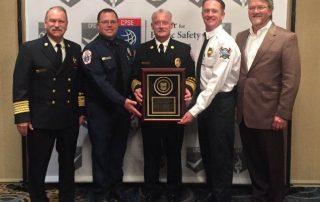 Photo of Accreditation Award