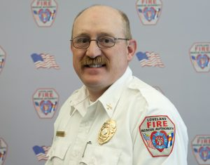 Jason Starck, Battalion Chief of Training