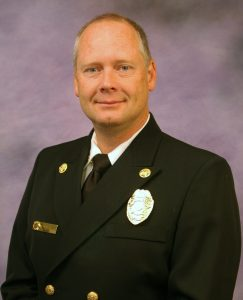 Photo of Ned Sparks Division Chief