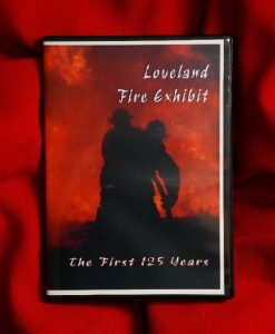Photo of DVD of Loveland Fire History