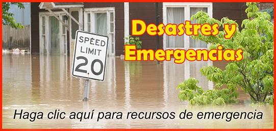 Haga clic aquí para recursos de emergencia